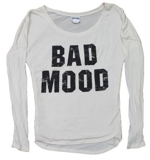 Bad Mood Long Sleeve T-Shirt