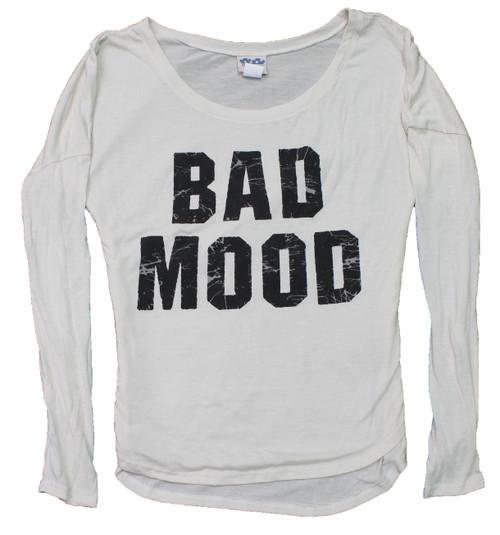 Bad Mood Long Sleeve T-Shirt