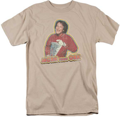 Mork and Mindy Mork From Ork T-Shirt