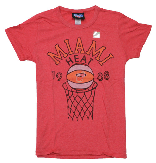 Women's NBA Miami Heat T-Shirt