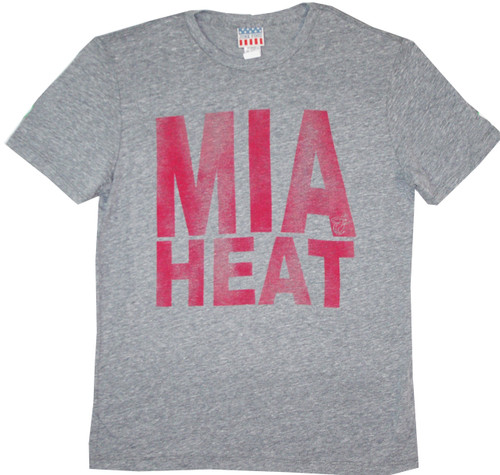 NBA Miami Heat Time Out T-Shirt