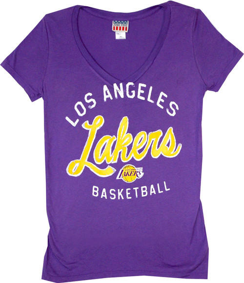 NBA Los Angeles Lakers Women's  T-Shirt