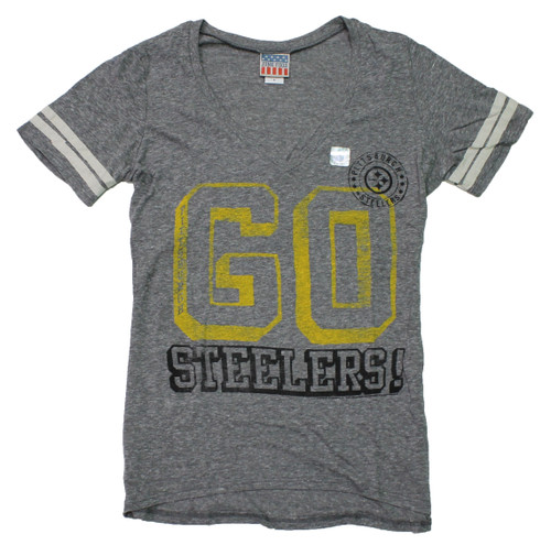 Women's NFL Pittsburgh Steelers Tee T-Shirt