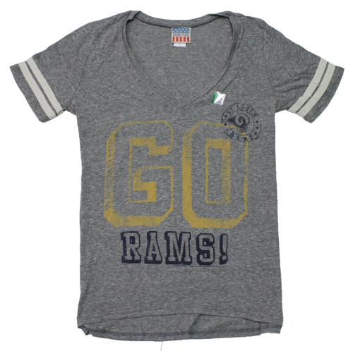 Women's NFL St Louis Rams Tee T-Shirt