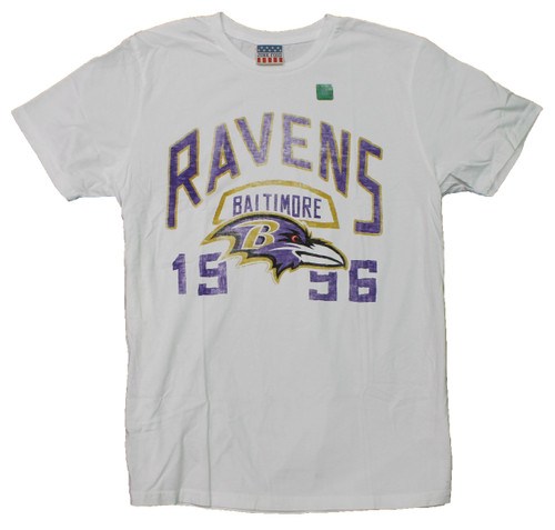 NFL Baltimore Ravens Kick Off Tee T-Shirt by Junk Food