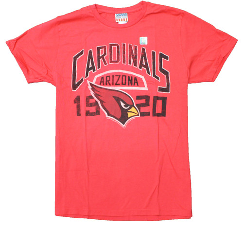 NFL Arizona Cardinals Kick Off Tee T-Shirt by Junk Food