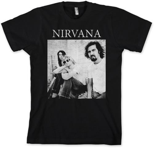 Nirvana Group Photo T-Shirt