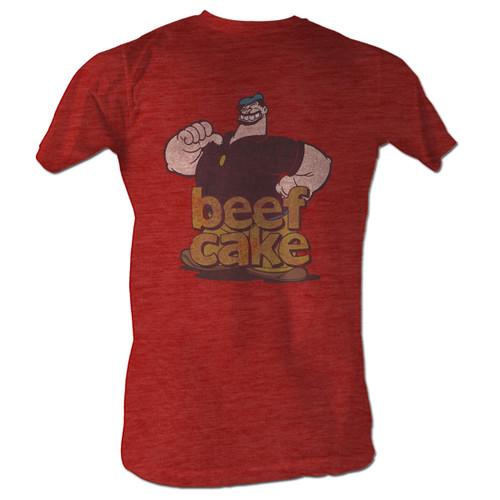 Bluto Beef Cake Popeye T-Shirt