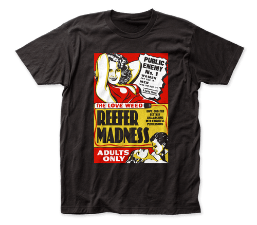 Reefer Madness Poster T-Shirt