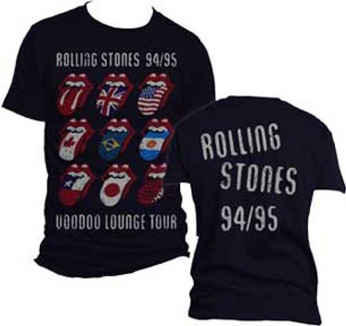 Rolling Stones Voodoo Lounge Tour T-Shirt
