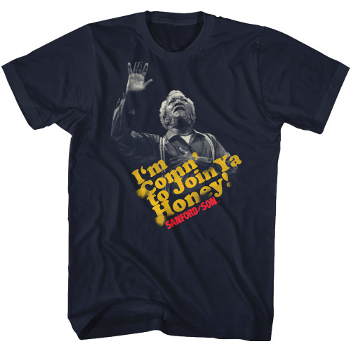Sanford and Son Comn To Join Ya Honey T-Shirt