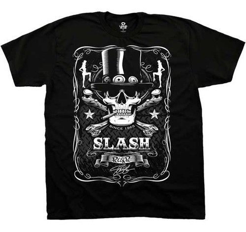 Bottle of Slash T-Shirt
