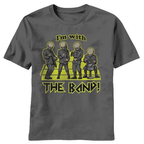 Star Wars Band T-Shirt