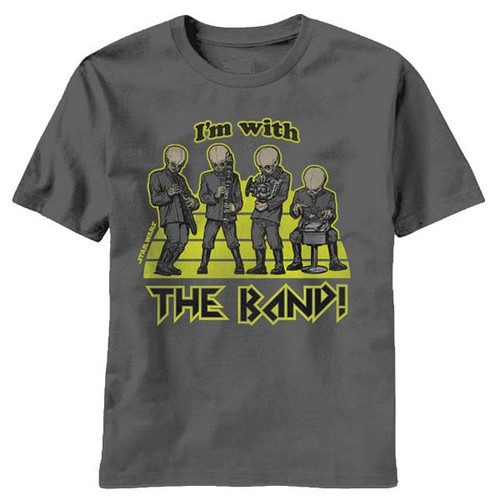 Star Wars Band T-Shirt