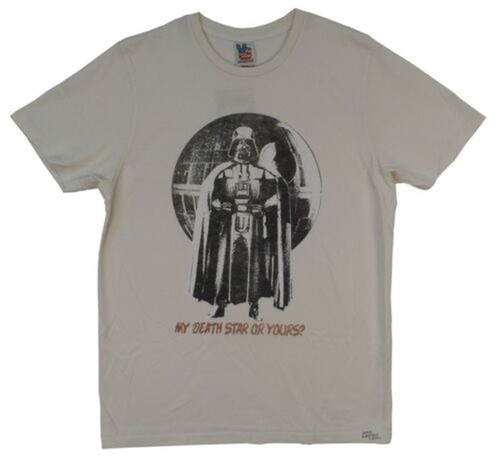 Darth Vader My Death Star or Yours T-Shirt