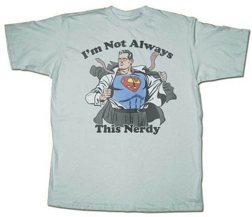 Superman Nerdy T-Shirt