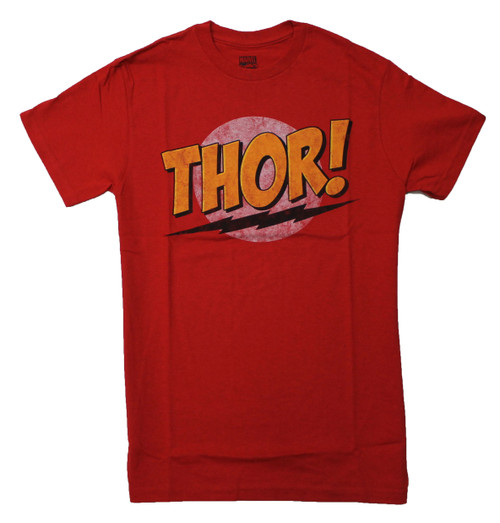 Comic book Thor Zinga T-Shirt