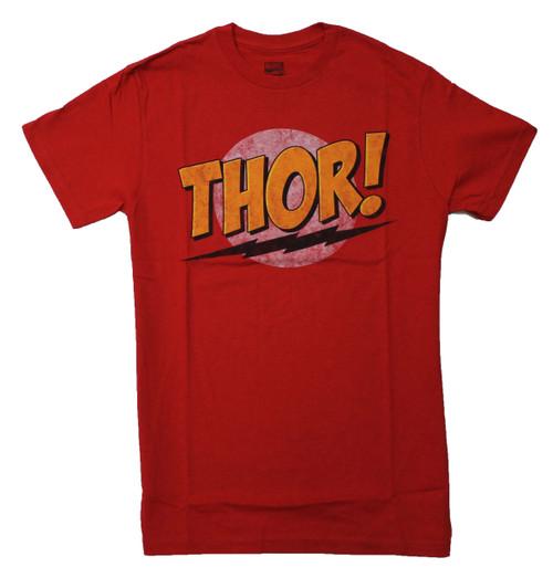 Comic book Thor Zinga T-Shirt