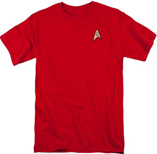 Star Trek Scotty Uniform T-Shirt