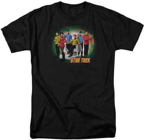 Star Trek Group T-Shirt