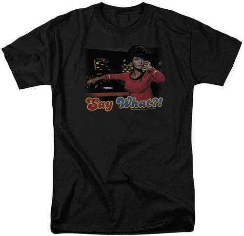 Star Trek Lieutenant Uhura T-Shirt