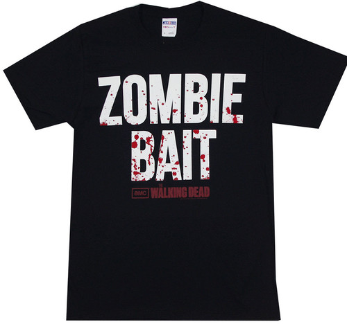 Zombie Bait The Walking Dead T-Shirt