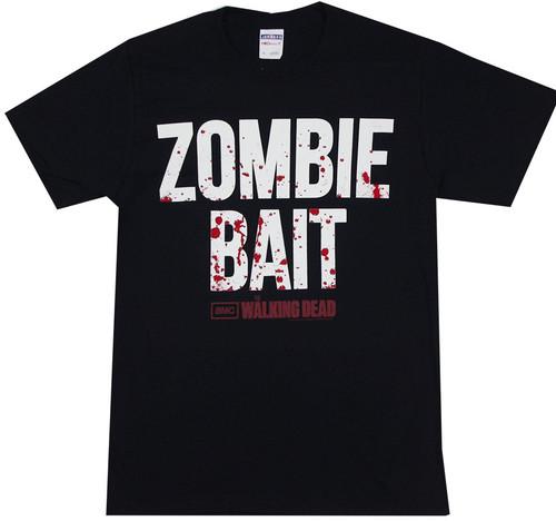 Zombie Bait The Walking Dead T-Shirt
