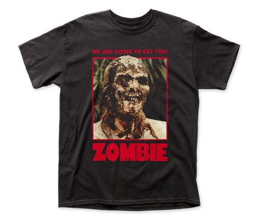 Zombie We are going to eat you! T-Shirt