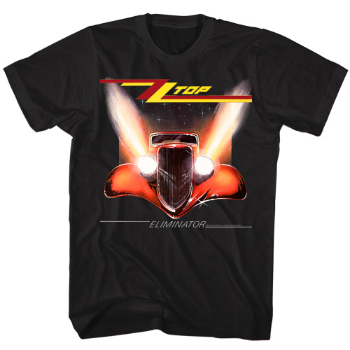 ZZ Top Eliminator T-Shirt