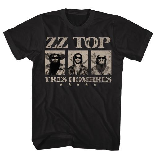 ZZ Top Tres Hombres T-Shirt
