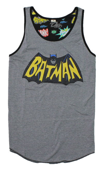 Batman Ringer Tank Top