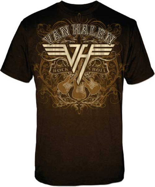 Van Halen Rock N Roll T-Shirt