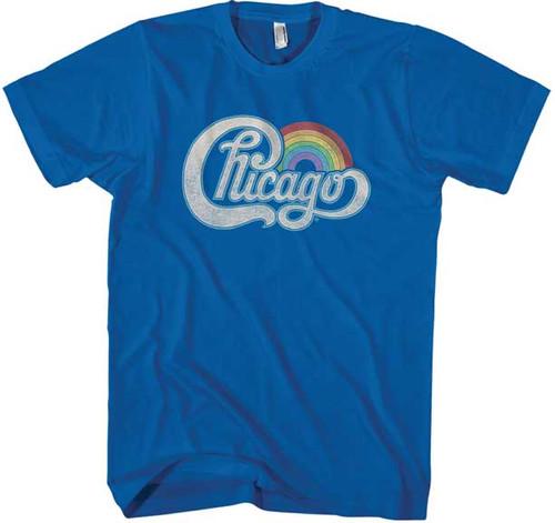Chicago Rainbow Logo Juniors T-Shirt