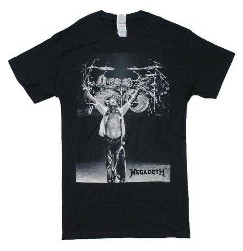 Megadeth Dave and Drums T-Shirt