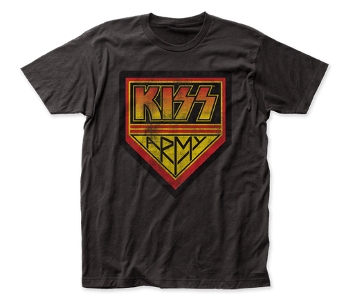 KISS Army Shield T-Shirt