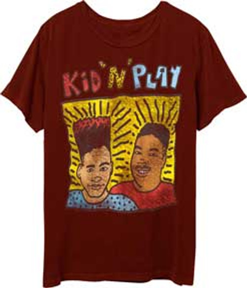 Kid 'N' Play T-Shirt