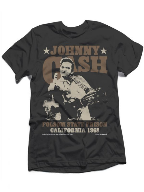 Johnny Cash San Quentin Prison