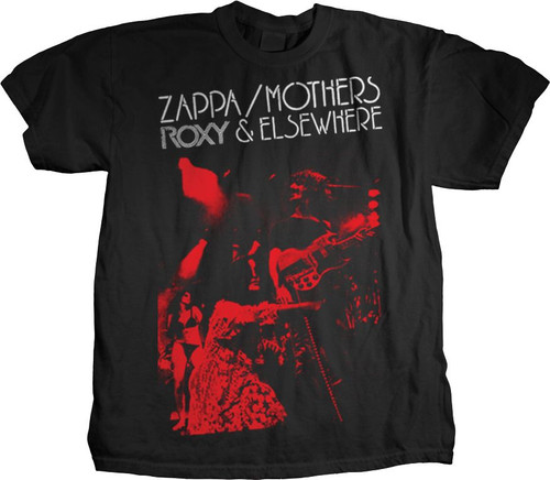 Frank Zappa Roxy and Elsewhere T-Shirt