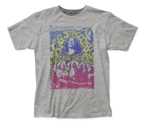 Big Brother & the Holding Company T-Shirt
