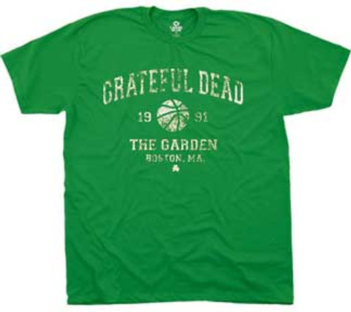 Grateful Dead Boston Garden 1991 T-Shirt