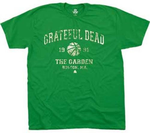 Grateful Dead Boston Garden 1991 T-Shirt