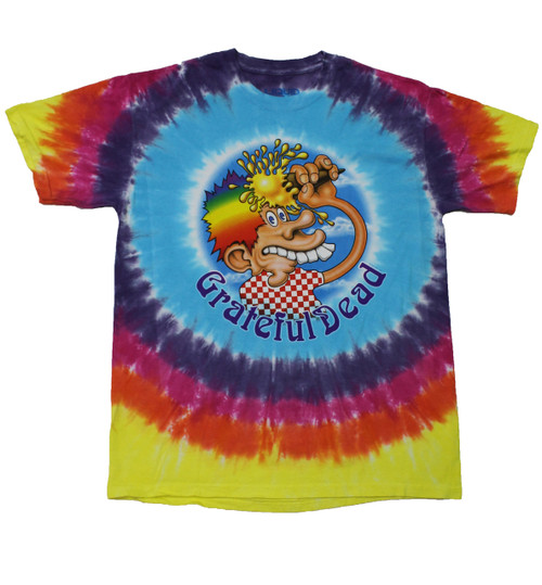 Trucker Fool Tie-Dye Shirt