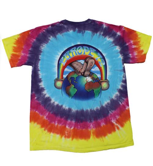 Trucker Fool Tie-Dye Shirt