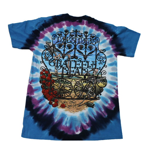 Grateful Dead 30 Years Tie-Dye T-Shirt