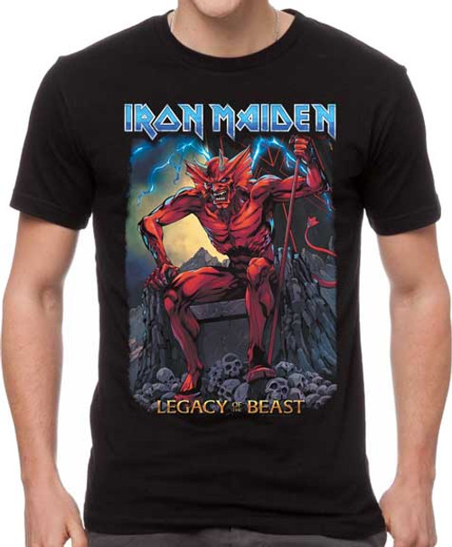 Iron Maiden Legacy of the Beast T-Shirt