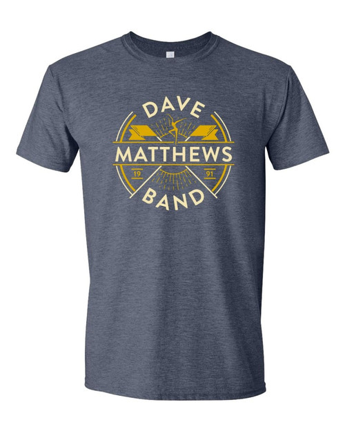 Dave Matthews Band Flags T-Shirt