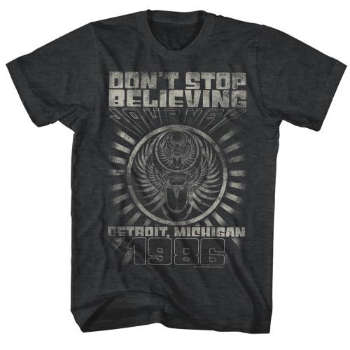 Journey Don't Stop Believing Detroit T-Shirt