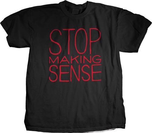 Talking Heads Stop Making Sense T-Shirt