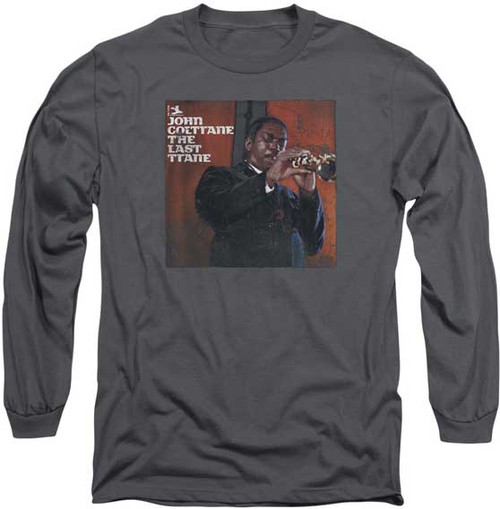 John Coltrane The Last Trane LS T-Shirt