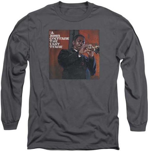 John Coltrane The Last Trane LS T-Shirt